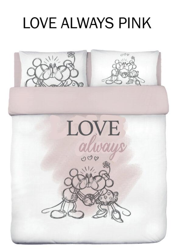 love always pink